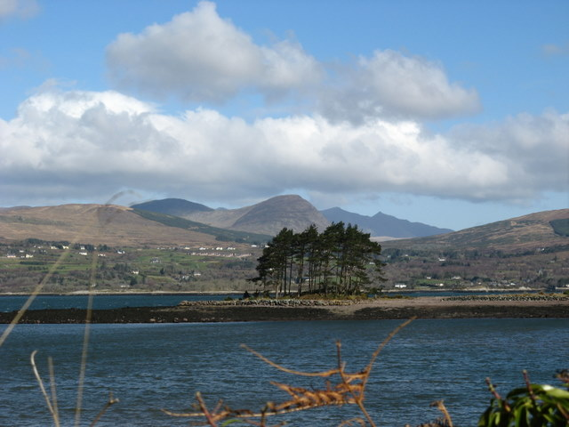Dinish Island in the Kenmare River