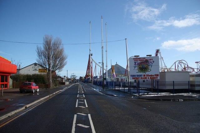Sea Lane, Ingoldmells