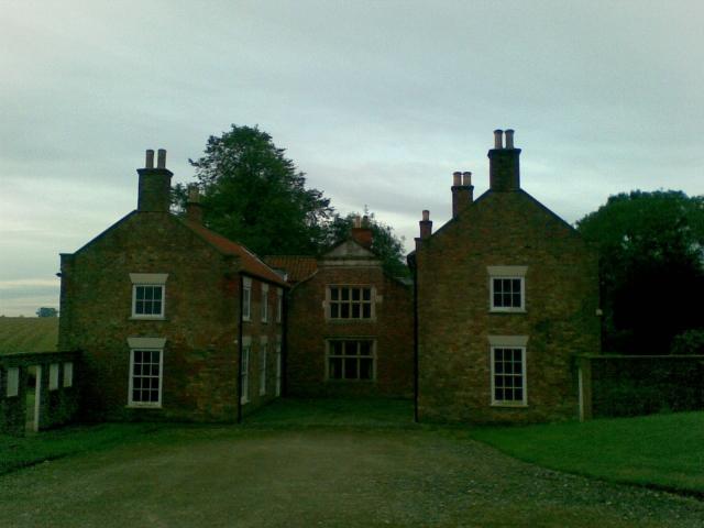 Warter Farm House