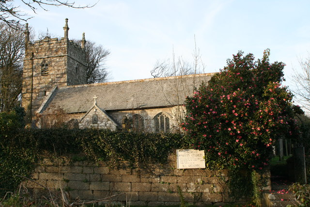 Sancreed church