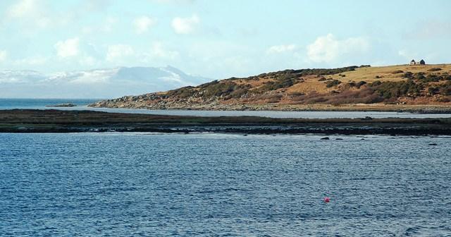 Eilean Traighe View