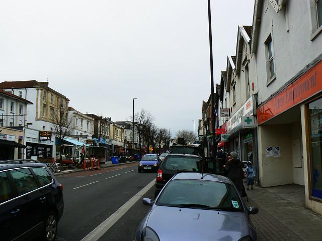 A38, Bishopston, Bristol