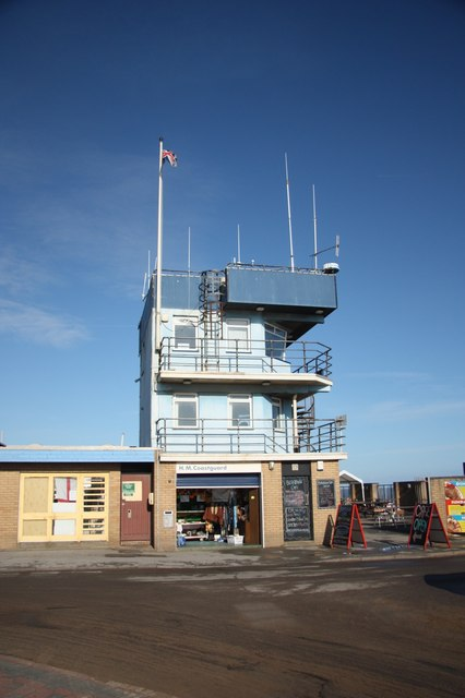 Seathorne Coastguard Station