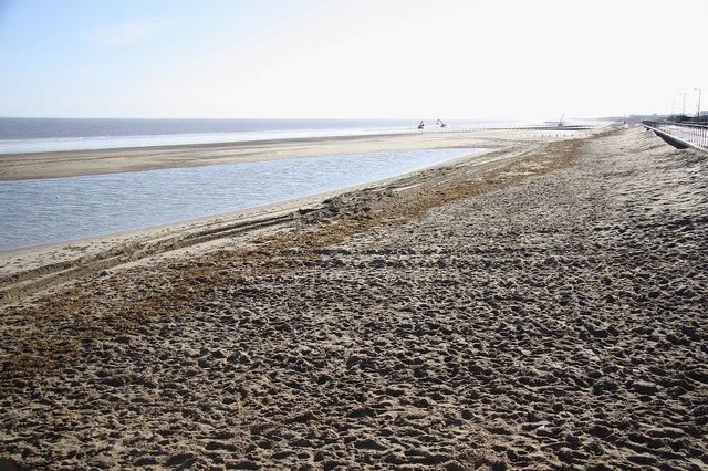 Seathorne beach