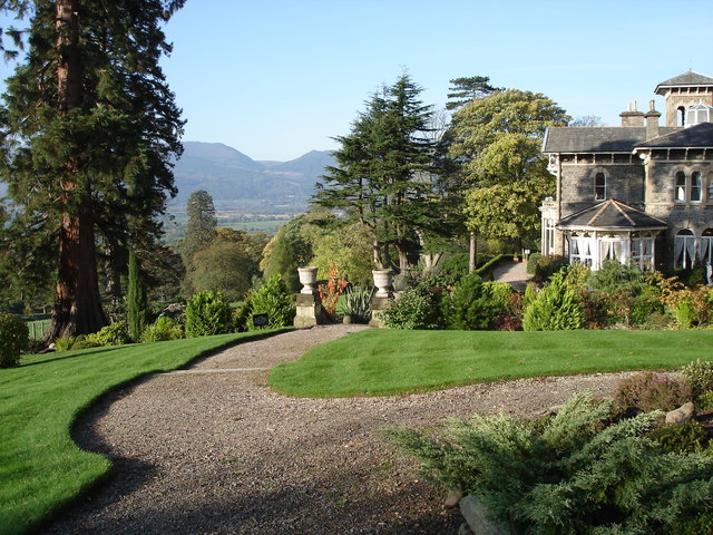Underscar Manor Hotel - and gardens