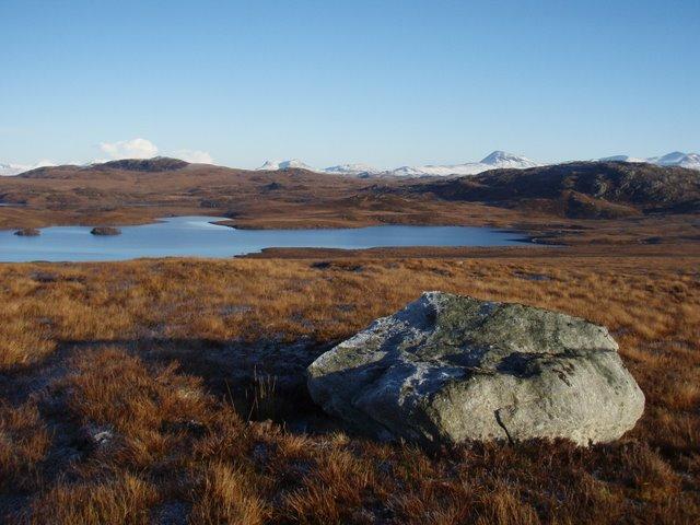 Summit of Meall Sùil a' Chròtha