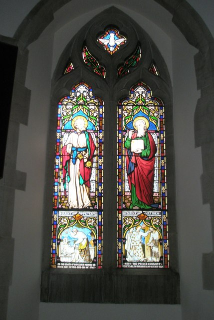 St Peter and St Matthew