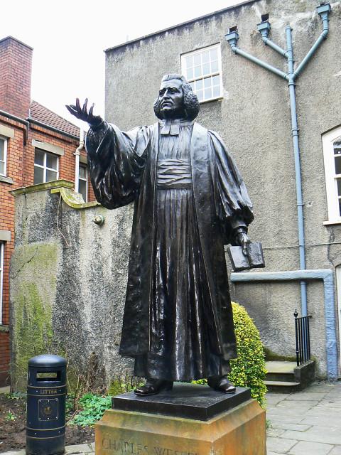 Charles Wesley, John Wesley's Chapel, The Horsefair, Bristol