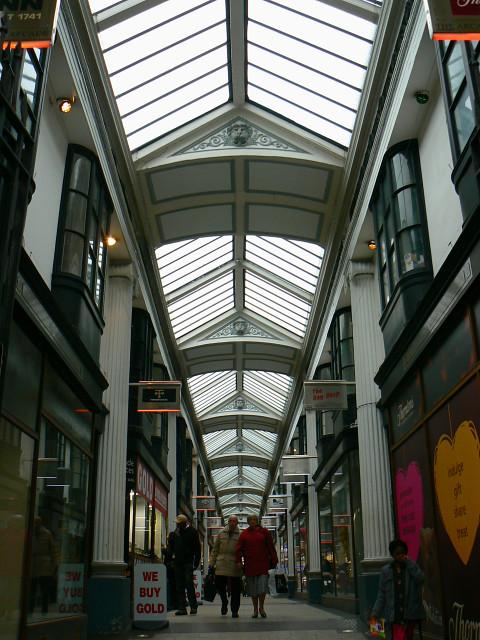 The Arcade, The Horsefair, Bristol