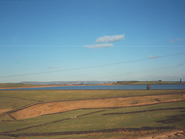 Ringstone Reservoir from the south-west