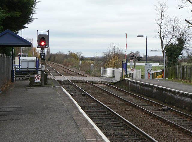 Burton Joyce Station