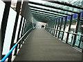 ST5973 : Link bridge, Cabot Circus (2) Bristol : Week 7