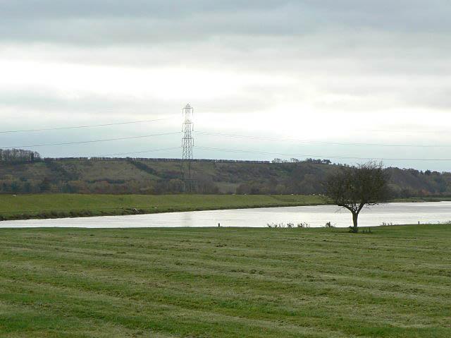 River Trent near Burton Joyce
