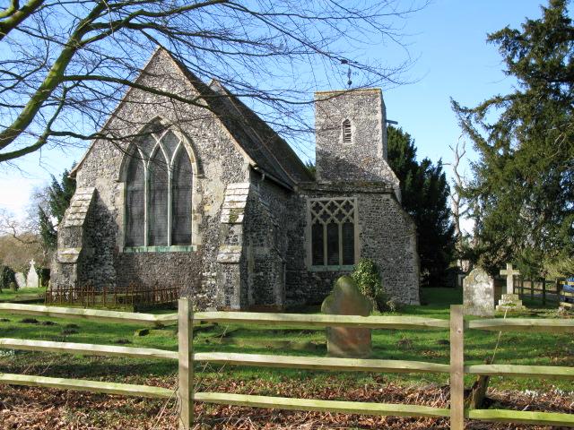 Elmstone church - unknown dedication