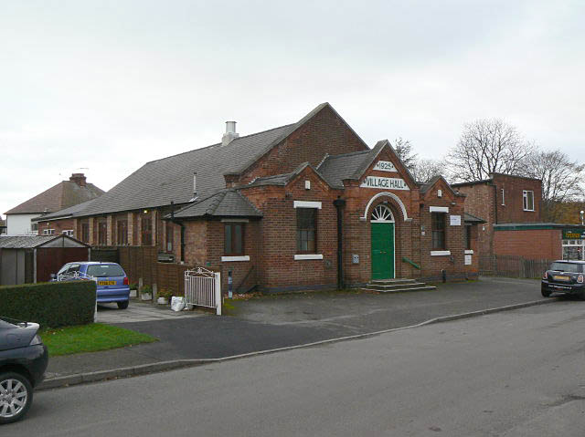 Burton Joyce village hall