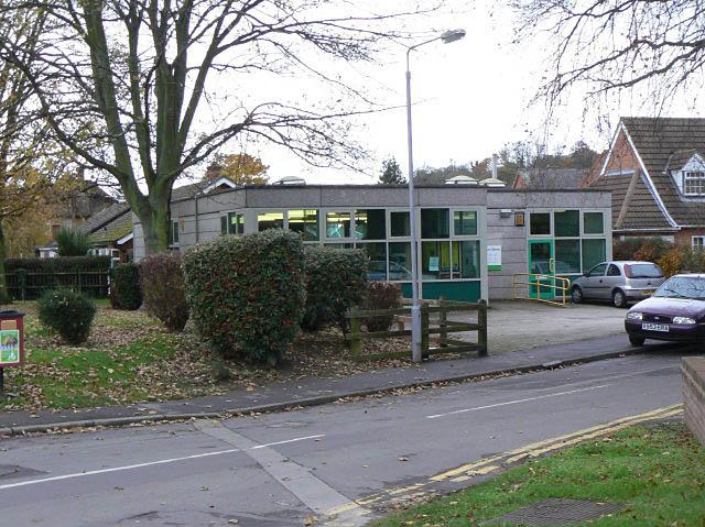Burton Joyce Library