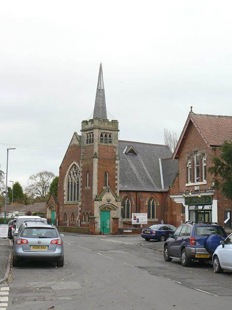 Burton Joyce Methodist Church