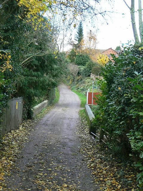 Bridle Road