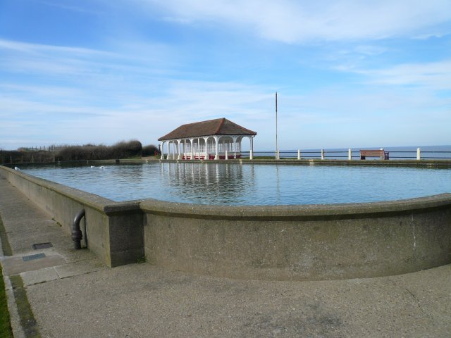 Victorian boat sailing pond