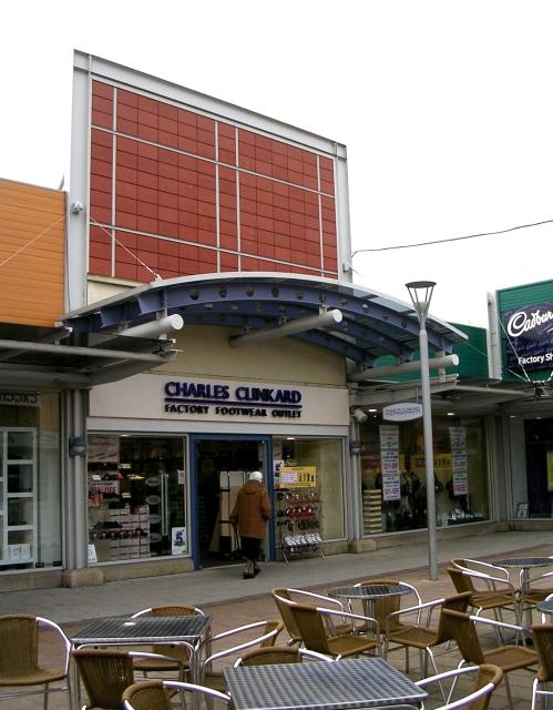 Charles Clinkard - Junction 32