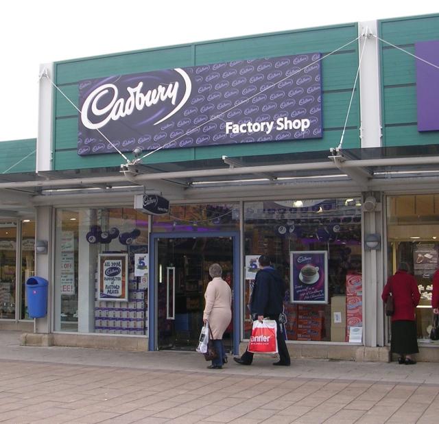 Cadbury - Junction 32