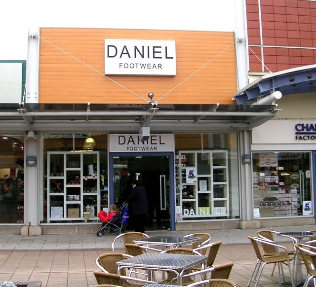 Daniel Footwear - Junction 32