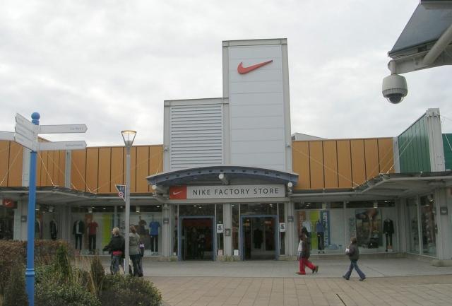 Nike - Junction 32