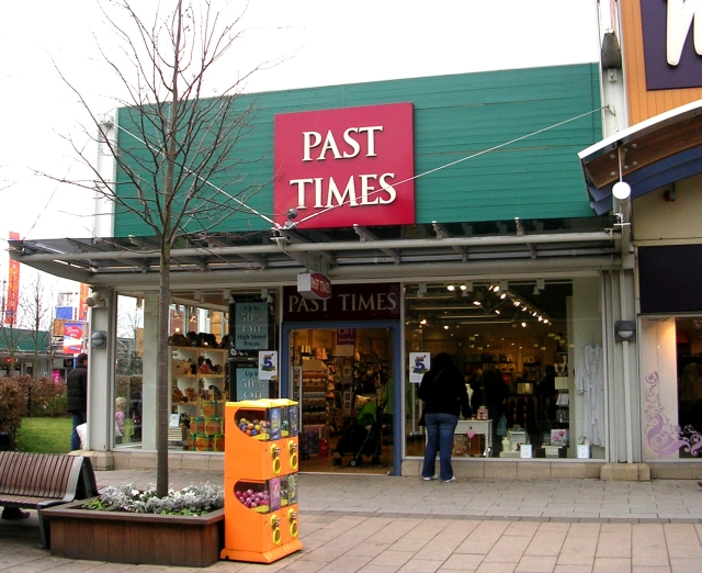 Past Times - Junction 32