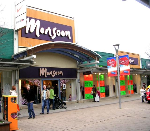 Monsoon - Junction 32