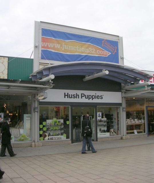 Hush Puppies - Junction 32