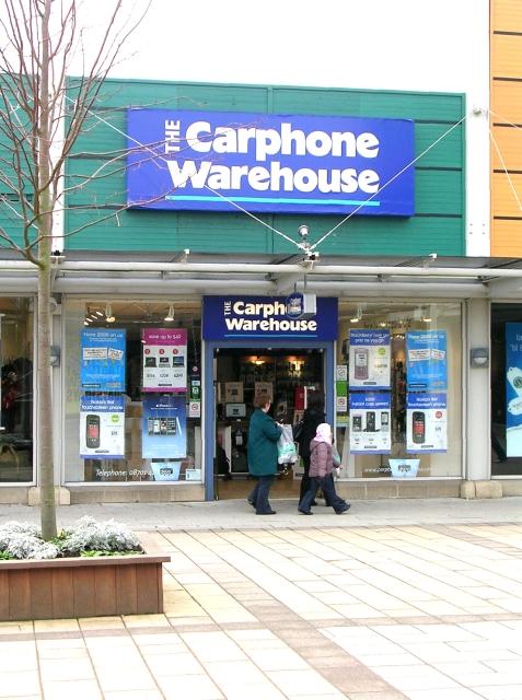 The Carphone Warehouse - Junction 32