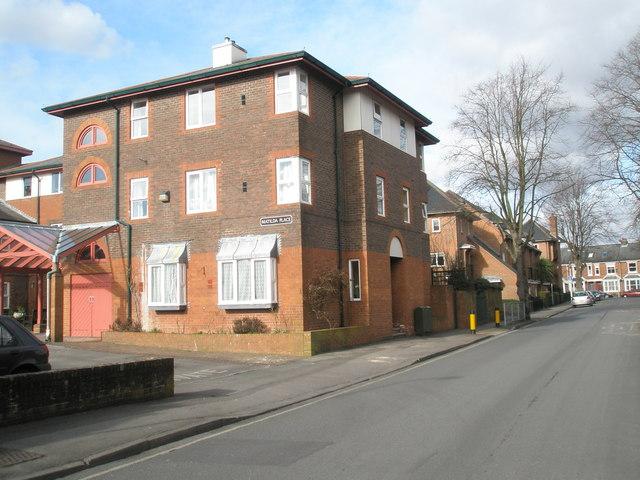 Matilda Place in Gordon Road