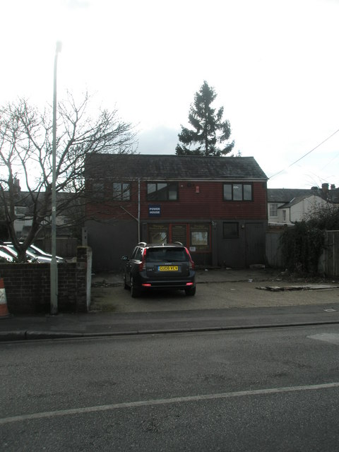Power House in Gordon Road