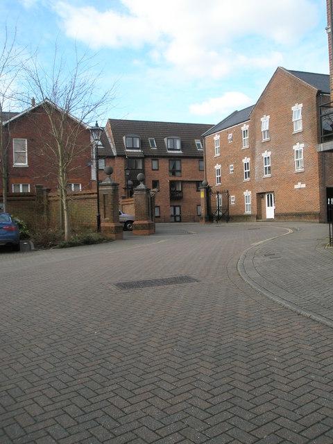 Marston Gate