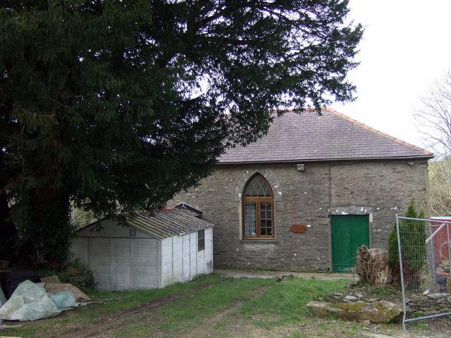 Former ?chapel, Eglwyswrw