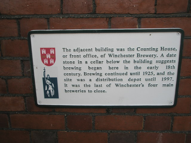 Explanatory plaque in Hyde Street