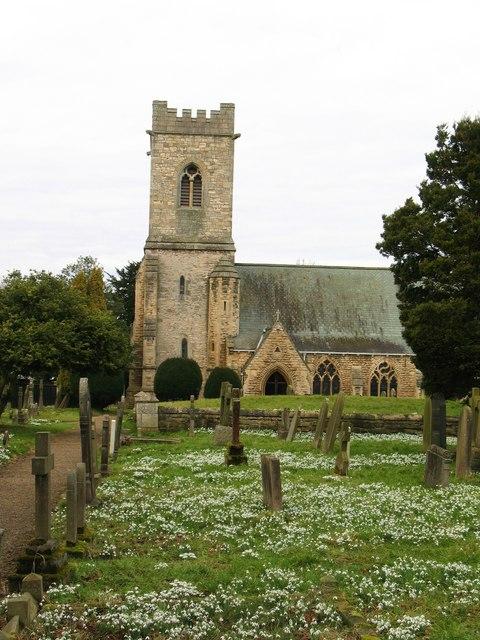 Church of St John, Kirkby Wharfe