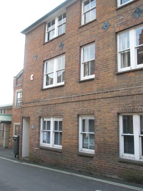 Winchester YMCA in Swan Lane