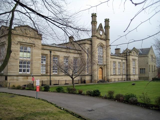 Queen Elizabeth Grammar School (QEGS)
