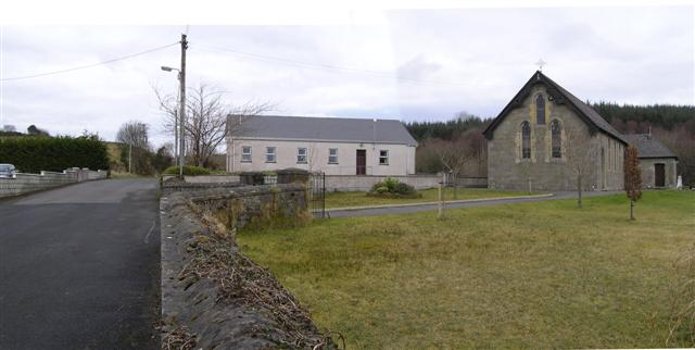 Cashelnadrea RC Church and Hall