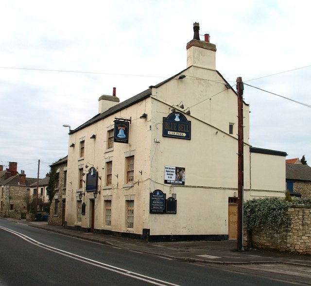 The Blue Bell, Monk Fryston