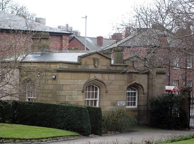 Queen Elizabeth Grammar School Lodge