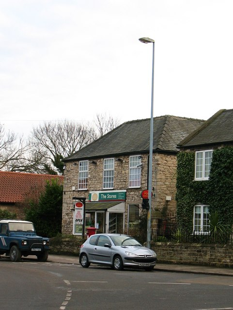 Monk Fryston village stores