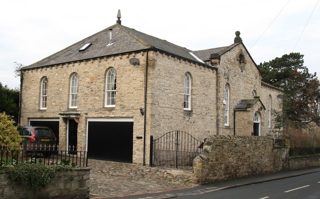 Former Methodist chapel, Monk Fryston