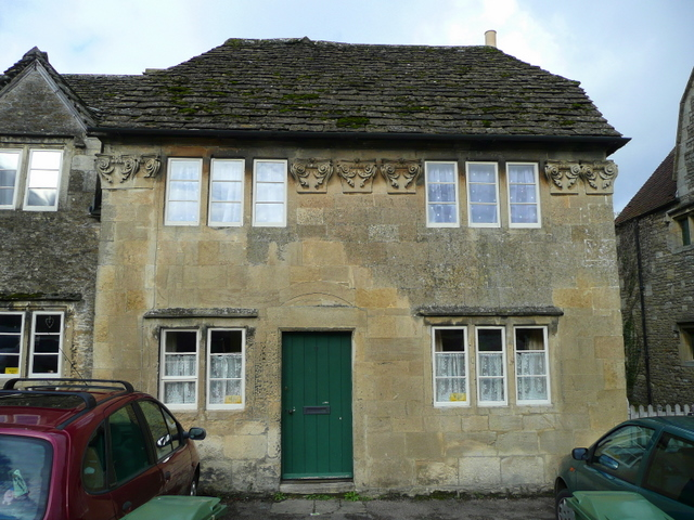 Cottage in Church Street, Lacock
