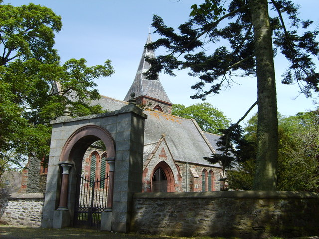 Woodhead Chapel