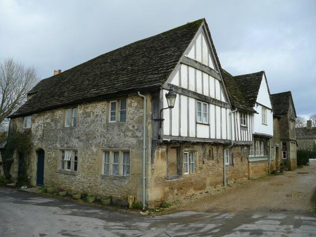 Mediaeval house in Lacock