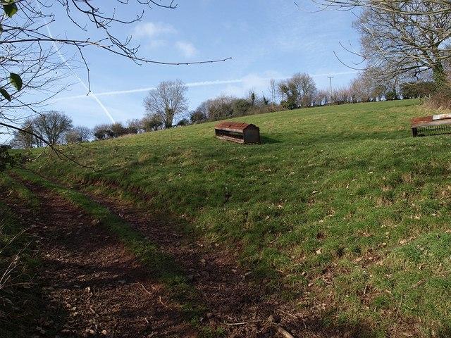 Field near Milton Hill