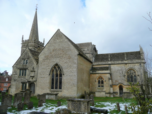 St. Cyriac's church, Lacock