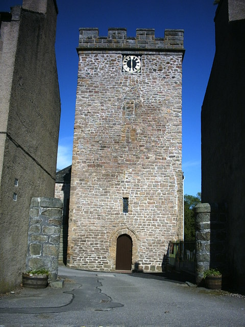 St Mary's Kirk Tower